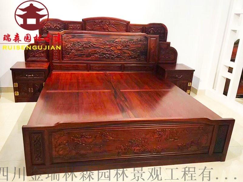 四川古典家具厂家,中式仿古家具榫卯结构