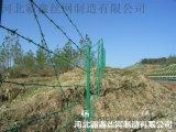 涂塑刺绳/刺丝绳防护栏栅、草场边界隔离防护