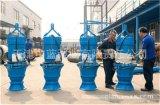推薦廠家QHB應急下吸式潛水混流泵