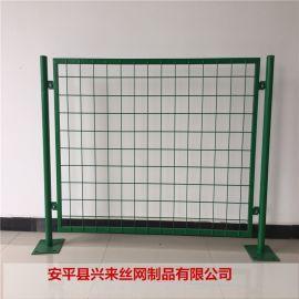 公路铁路护栏网 专业护栏网 绿色铁丝网厂家