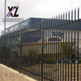 锌钢酒店护栏,中宁酒店锌钢围栏,酒店院墙防护栏