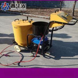 新疆阿勒泰地区小型手推式灌缝机太阳能加热灌缝机效率高