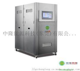 东莞模温机燃气模温机应用在鞋材行业案例