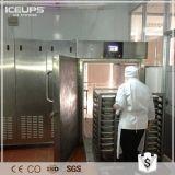 1噸冷卻量熟食真空冷卻機 30分鐘快速冷卻出爐熟食