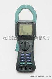 武汉长沙 2060单相谐波钳型功率仪