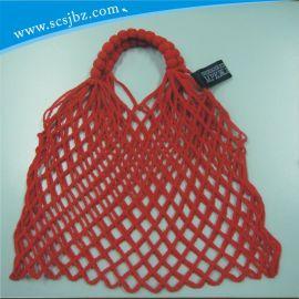 广东手工绳织网袋