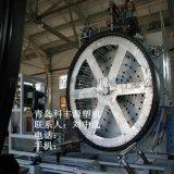 大口径中空壁缠绕管生产线 缠绕管设备制造专家