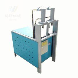 佛山圆管液压冲孔设备厂家赫锋专业生产不锈钢防盗网冲孔机械