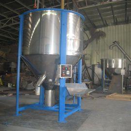 支持定制价格低多种型号可选择立式平口搅拌机塑料颗粒专用搅拌设备