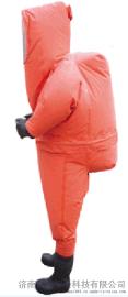 芬安+FA+中號+重型防化服