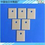 新品氮化鋁鋁陶瓷片 ALN 氮化鋁陶瓷基片 氮化鋁陶瓷22*28*1廠家