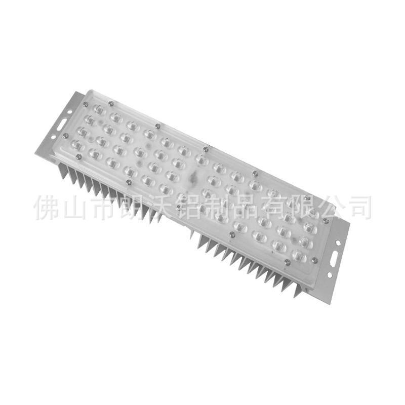 铝型材散热器 led灯具散热齿模组