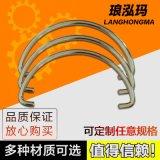廠家專業定做不鏽鋼異型彈簧 五金鐵線折彎成型批發零售