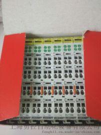 倍福模块kl1104数字量端子模块原装现货倍福卡件