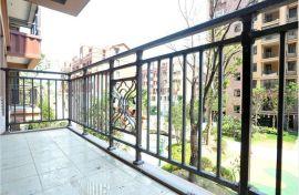 锌钢阳台护栏 热镀锌百叶窗 防护窗批发 彩色组装栅栏生产厂家