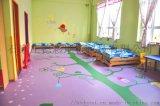 江西幼儿园塑胶地板室内PVC地胶