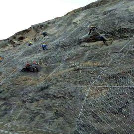 护坡防护网.护坡钢丝网.山体护坡网厂家