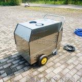 闖王18KW雙槍蒸汽清洗機 手推式蒸汽洗車機