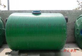 玻璃钢化粪池20m3/-霈凯环保精选