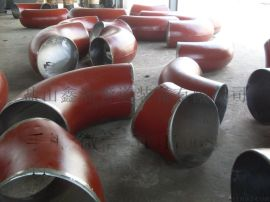 淮南推制普碳弯头|大口径排水弯头|现货储存焊接弯头
