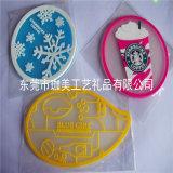 供应PVC软胶杯垫  卡通杯垫 塑胶杯垫 硅胶杯垫