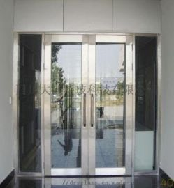 四川成都不锈钢玻璃防火门甲乙级小区商场写字楼适用