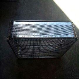 不锈钢圆形网罩 异型金属网筐网箱找厂家