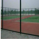 PVC球场围网 排球场勾花网 足球场隔离网