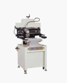 半自动高精度丝印机,电路板教学设备
