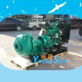 6寸柴油机抽沙泵 8寸柴油机砂砾泵
