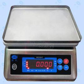 厂家推荐 巨天防水电子秤 水产海鲜称 台秤商用市场 价格合理