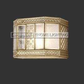欧式全铜灯饰