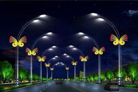 街道装饰灯,城市亮化灯,路灯杆亮化灯,LED造型灯