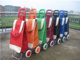 厂家定做 购物车 拉杆车   印刷LOGO