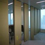 會議室隔音活動隔斷牆 摺疊移動門屏風