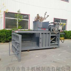 兰溪40吨废塑料薄膜卧式打包机结构