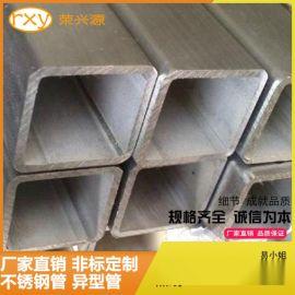 不锈钢管生产厂家304不锈钢玫瑰金方管50*50