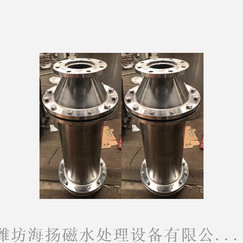 強磁除垢器 工業用 大口徑防垢除垢 管道鍋爐除垢