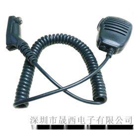 对讲机通信产品话咪URA1005