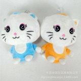 毛絨玩具定製廠家 可愛貓咪定做各類創意玩具
