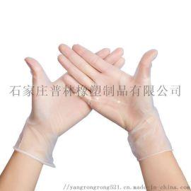 一次性PVC手套,食品级PVC手套,透明PVC手套