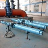 高揚程深井泵參數|大流量潛水泵型號|QJ型井泵介紹
