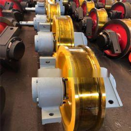 现货供应行车轮 双梁驱动车轮组 厂家直销车轮组