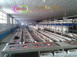 广州卫浴生产线,佛山洁具自动装配线,中山马桶辊筒线