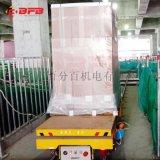 青岛85吨钢包转运车 过跨摆渡车