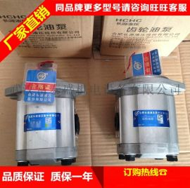 合肥长源液压齿轮泵CBHT-F320-扁左(法兰)