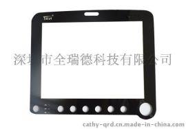 屏幕视窗 亚克力面板 丝印加工 雕刻 切割 定制 设计 成型 印刷QRD-008