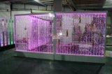 酒櫃水舞屏風,LED泡泡牆,酒櫃裝飾屏風