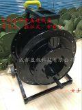 盈極光電全鋼製攜帶型拉桿繞線盤 帶輪子繞線盤 繞線盤價格