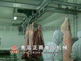 青岛正雨供应生猪屠宰设备下降机卸肉机